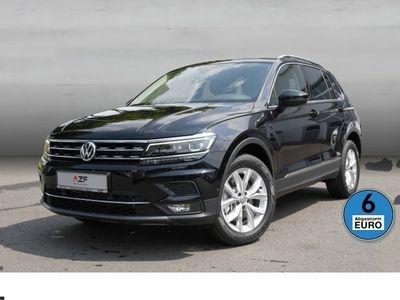 gebraucht VW Tiguan Highline 4MOTION 2.0 l TSI OPF 140 kW (190
