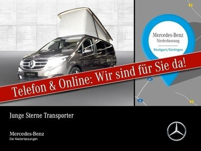 gebraucht Mercedes 250 Marco PoloBlueTEC EDITION 360° Sportpak AHK