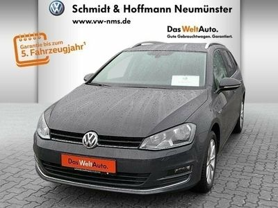 gebraucht VW Golf Variant LOUNGE VII 1.2 TSI BMT DSG Navi Klima PDC