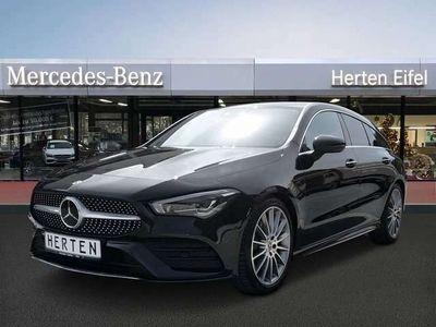 gebraucht Mercedes CLA220 d SB AMG-LINE, NAVI-PREMIUM, MULTIBEAM
