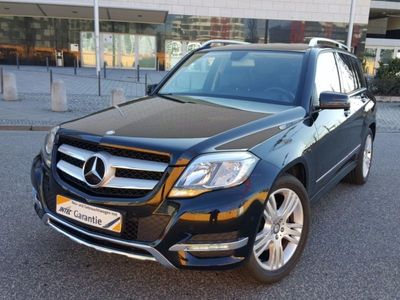 gebraucht Mercedes GLK220 CDI 4Matic (BlueEFFICIENCY) 7G-TRONIC