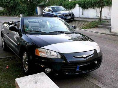 gebraucht Chrysler Sebring Cabriolet 2.0 Benziner TÜV NEU als Cabrio/Roadster in Augsburg