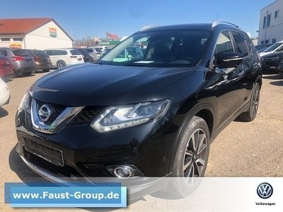 gebraucht Nissan X-Trail 1.6 dCi Tekna 4x4 UPE 42000 EUR Dach LED