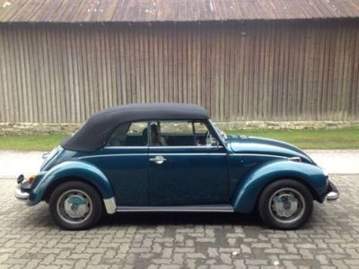second-hand VW Käfer