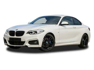 gebraucht BMW 220 220d Coupι M Sportpaket HK HiFi DAB LED WLAN