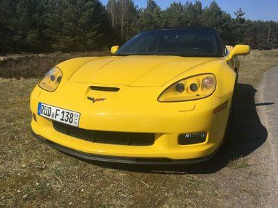 gebraucht Corvette Grand Sport C6 Convertible1 Hand