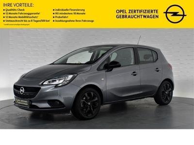 gebraucht Opel Corsa E Color Edition, Xenon, Parkpilot, Start/Stop, Alufelgen
