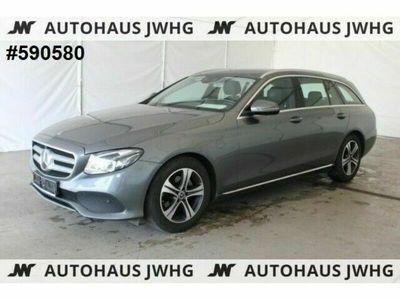 gebraucht Mercedes E220 AVANTG Multibeam Comand 360Kam FahrAss+