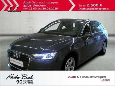 gebraucht Audi A4 Avant 2.0TDI Navi Xenon GRA EPH Klimaautom.