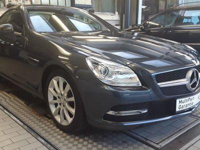 gebraucht Mercedes SLK200 *1.Hand*Automatik*Navigat.*Sitzhzg.*PTC*