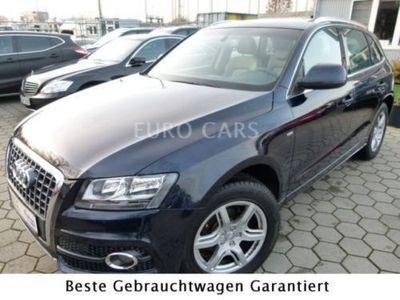 gebraucht Audi Q5 2.0 TFSI quattro S-Line*Leder*Panor*AHK*Tüv*