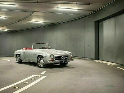 gebraucht Mercedes 190 SL als Cabrio/Roadster in München