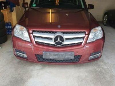 gebraucht Mercedes GLK220 CDI DPF BlueEFFICIENCY