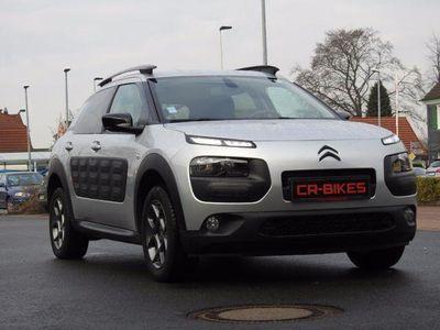 gebraucht Citroën C4 Cactus Blue HDI 100 Shine - Navi - Kamera