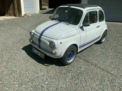 gebraucht Fiat 500 mit 650ccm Motor tüv neu