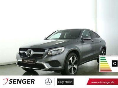 gebraucht Mercedes GLC250 4M Coupé AMG Int+Distronic+Burmester+AHK