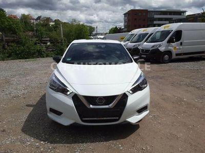 gebraucht Nissan Micra Visia Plus 0,9 Benziner Euro 6