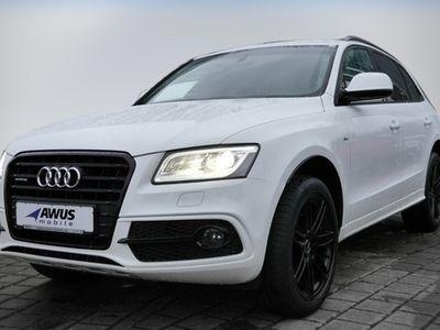 gebraucht Audi Q5 2.0 TDI quattro S line AHK SHZ XENON NAVI EU6