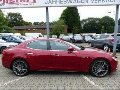 gebraucht Maserati Ghibli 3.0 V6 Diesel *NAVI*21 ZOLL*SHZG*