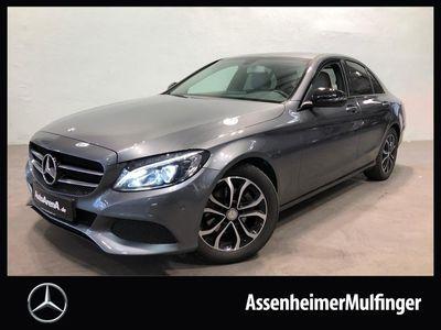gebraucht Mercedes C200 Avantgarde **Navi/Night/Standheizung
