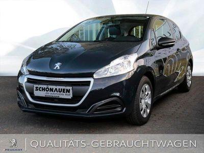 gebraucht Peugeot 208 PT 68 ACCESS +COOL-PAKET+GRA+KLIMA+BT+USB++