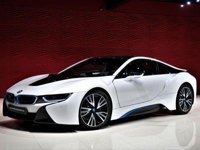 gebraucht BMW i8 Coupe Aut.*NAVIGATION*LED*HARMAN/KARDON*HEAD-UP*