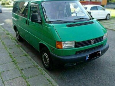 gebraucht VW T4 Verkaufe VW- Ideal zum Umbau als Camper!