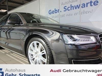 "gebraucht Audi A8 3.0 TDI quattro Pano LED Navi LM 20"" BOSE"