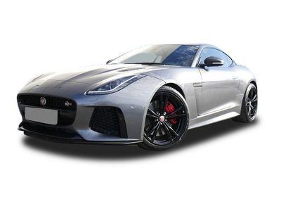 gebraucht Jaguar F-Type 5.0 L V8 SVR AWD Bluetooth Navi Vollleder
