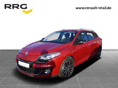 gebraucht Renault Mégane GRANDTOUR 3 1.6 DCI 130 FAP BOSE EDITION