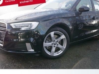 gebraucht Audi A3 Sportback sport quattro 2.0 TFSI Xenon Navi Allrad Multif.Lenkrad