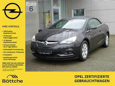 gebraucht Opel Cascada 1.4 Turbo Edition INTELLILINK W-LAN EU6
