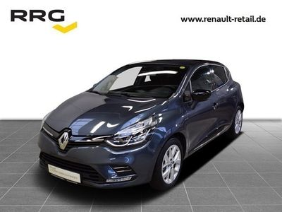 brugt Renault Clio IV 4 1.2 TCE 120 ECO² LIMITED ENERGY AUTOMATIK