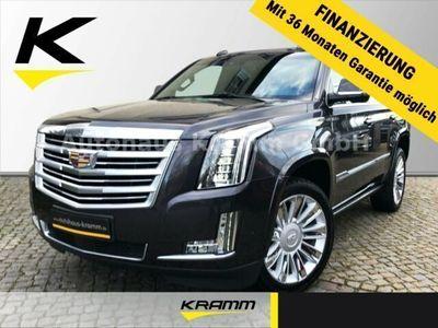 gebraucht Cadillac Escalade Platinum