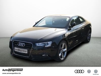 gebraucht Audi A5 Coupe 2.0 TDI quattro S line-Navi-Xenon-Panoramada