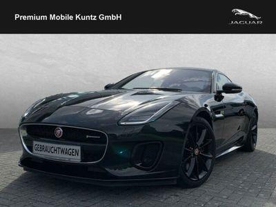 gebraucht Jaguar F-Type Coupe R-Dynamic, 20 Zoll, Rückfahrkamera