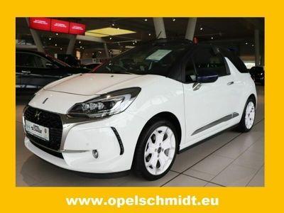 gebraucht Citroën DS3 Cabriolet PureTech 110 Stop&Start SoChic