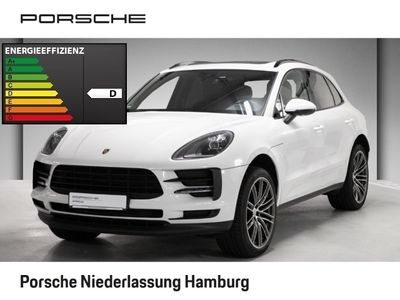 gebraucht Porsche Macan Rückfahrkamera Panoramadach 21-Zoll