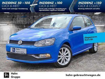 gebraucht VW Polo Highline 1.2TSI Klima PDC Alu SHZ Start-Sto