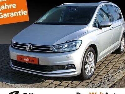 second-hand VW Touran Highline 1.4 TSI BMT 7 Sitzer, LED HauptS