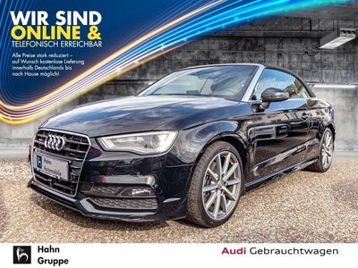 gebraucht Audi A3 Cabriolet Ambition 2.0TDI EU6 s-line qu Xen ACC Navi