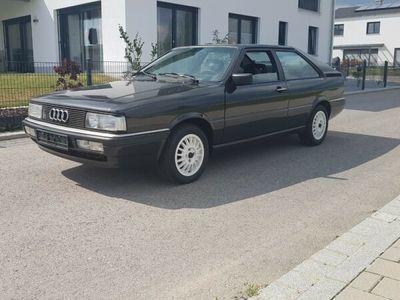 """gebraucht Audi Coupe GT 5E """" TÜV neu - guter Zustand """""""