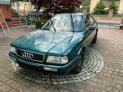 gebraucht Audi 80 B4 2.0E Klima /G-Kat /190tkm /115 Ps