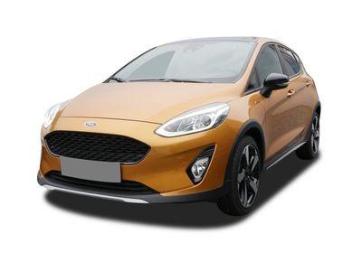 gebraucht Ford Fiesta 1.0 Benzin