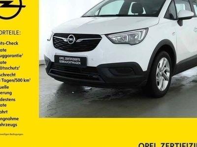 gebraucht Opel Crossland X 1.2 Edition (EURO 6d-TEMP)