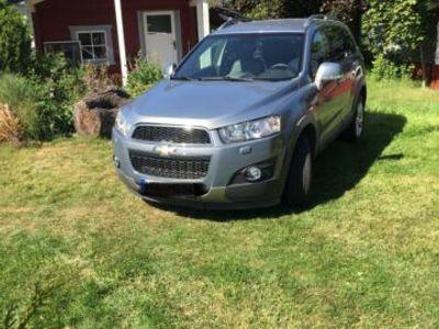 gebraucht Chevrolet Captiva 2.2 Diesel 2WD (Klac)
