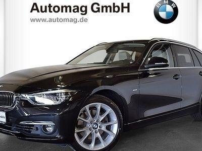 gebraucht BMW 330 d xDrive Touring Luxury Line*Aut*NaviProf*HiFi*PDC