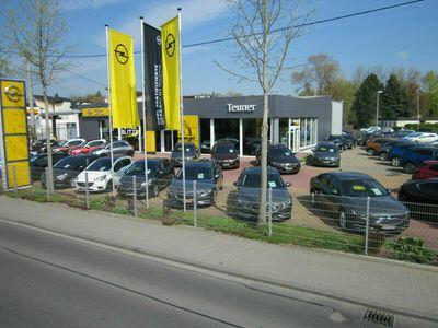gebraucht Opel Zafira Life Edition 1.5 Navi Xenon Rückfahrk. L1
