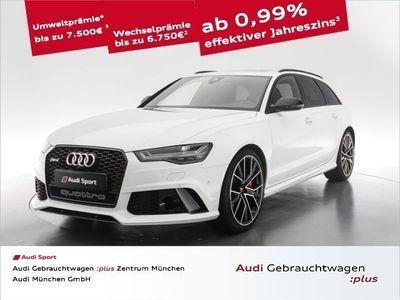 begagnad Audi RS6 RS 6 AvantAvant performance 4.0 TFSI quattro 445 kW (605 PS) 8-stufig tiptronic
