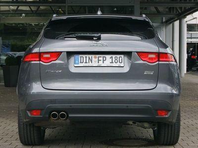 gebraucht Jaguar F-Pace 20d AWD Portfolio *AHK*Adapt.Dynamics*HUD